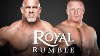WWE Royal Rumble 2017 на Русском языке скоро на Wrestling Museum  от Mix TV