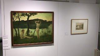 東郷青児記念 損保ジャパン日本興亜美術館 もうひとつの輝き 最後の印象派 1900-20's Paris