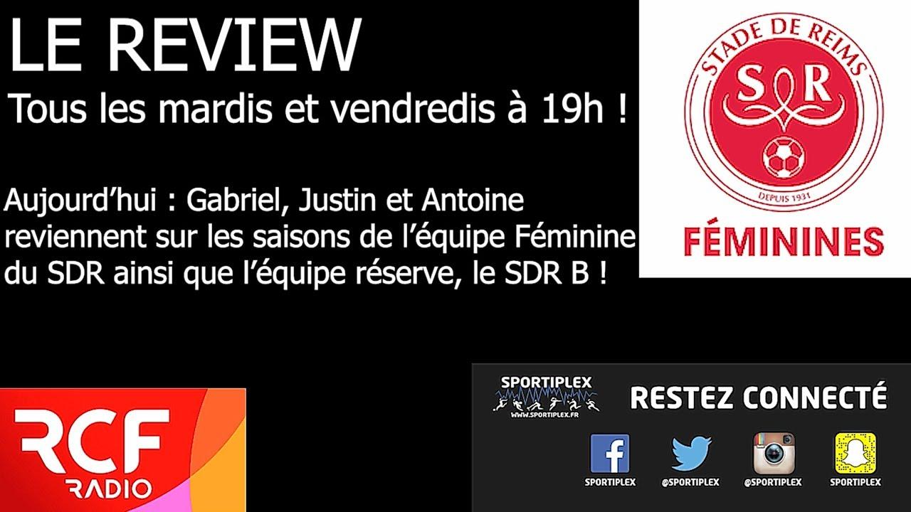 Le Review 11 Stade De Reims 2 Youtube