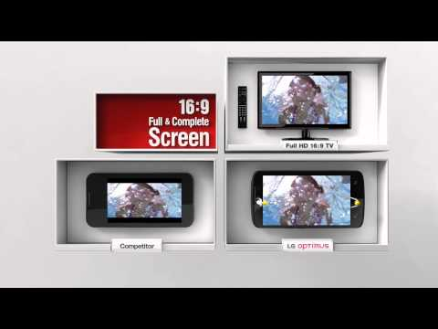 LG Optimus LTE - Feature Film: True HD & The Best LTE