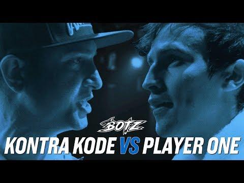 #BOTZ9 - Kontra Kode vs Player One