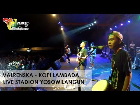 Kick Off Kopi Lambada - VALRENSKA