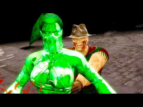Download Mortal Kombat 9 All Fatalities X Rays On Mileena