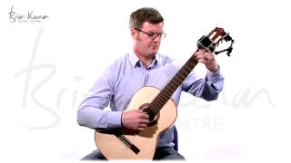 Spanish Romance (Romanza) Guitar Lessons available in Belfast with teacher Brian Keenan. INTRO