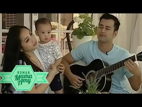 Lagu Romantis Raffi Ahmad Untuk Gigi dan Rafathar - Rumah Mama Amy  (16/8)