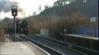 6024 'King Edward I' climbs Saunderton Bank Thumbnail