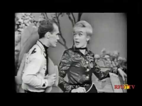 Molly Bee--Ragtime Cowboy Joe, 1965 TV