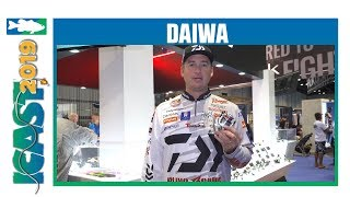 Daiwa Crossfire LT Spinning Reel With Cody Meyer ICast 2019