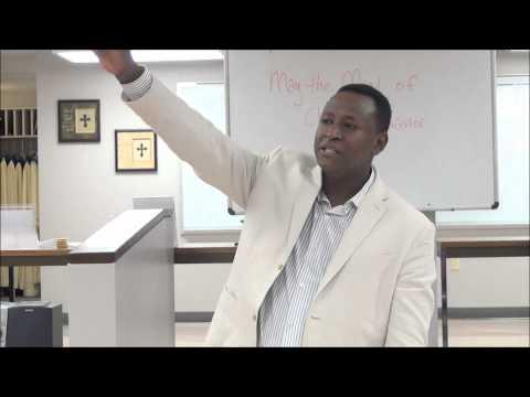 Kingdom reality by Pastor samson