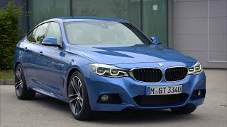 2017 BMW 340i Gran Turismo M Sport package Drive and Design
