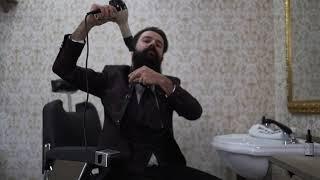 Come usare un olio da barba- Tutorial Bulligans Collections