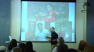 גיל לבנוני - הרצאה - על התהליך שעברה הפועל באר שבע