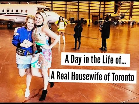A Day in The Life of A Real Housewife