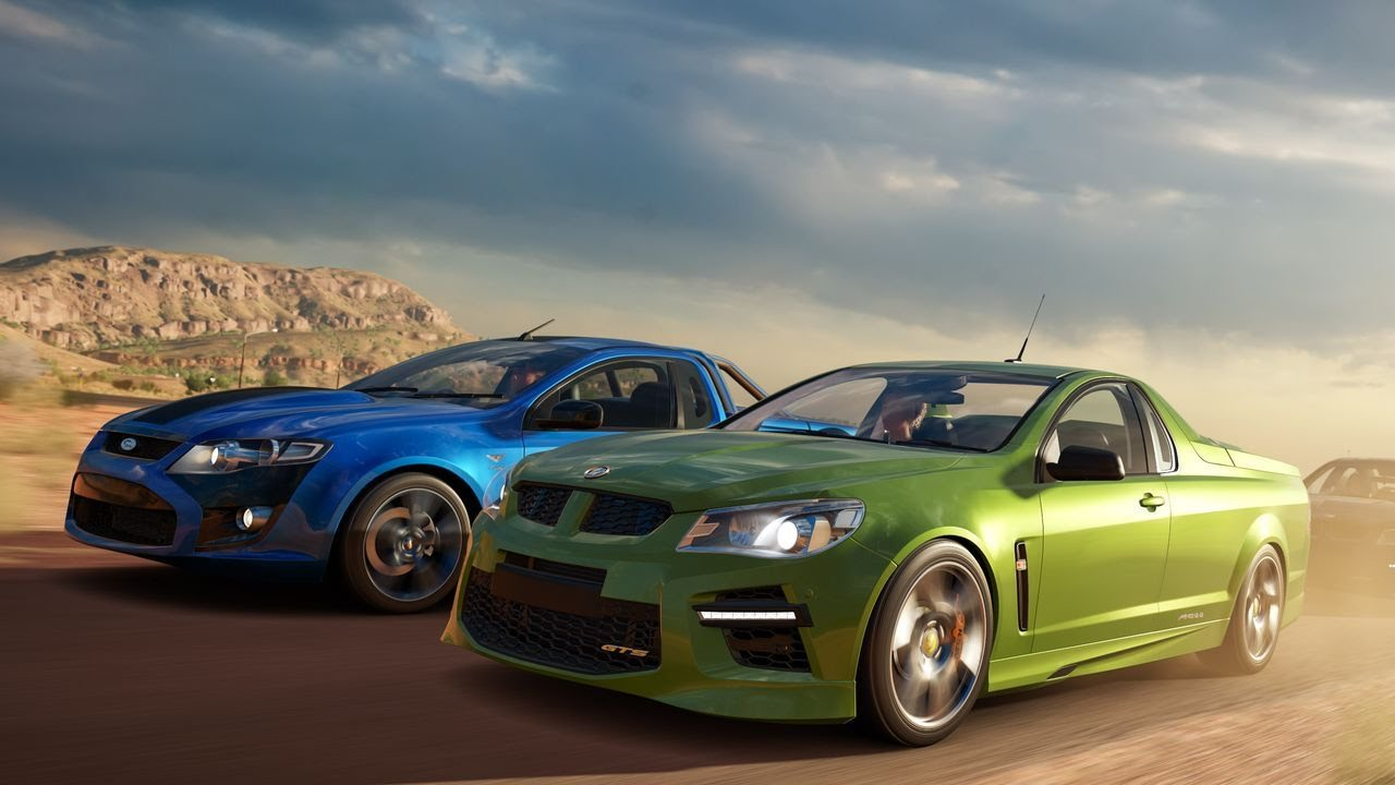 forza horizon 3 hands on preview the prettiest sky ever youtube. Black Bedroom Furniture Sets. Home Design Ideas