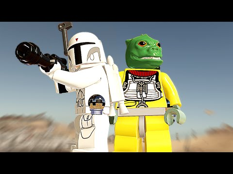 ГЕНЕРАЛ ГРИВУС в LEGO Star Wars: The Force Awakens! (DLC)
