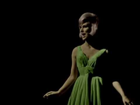 "Dusty Springfield - ""I Only Want To Be With You"" in colour"