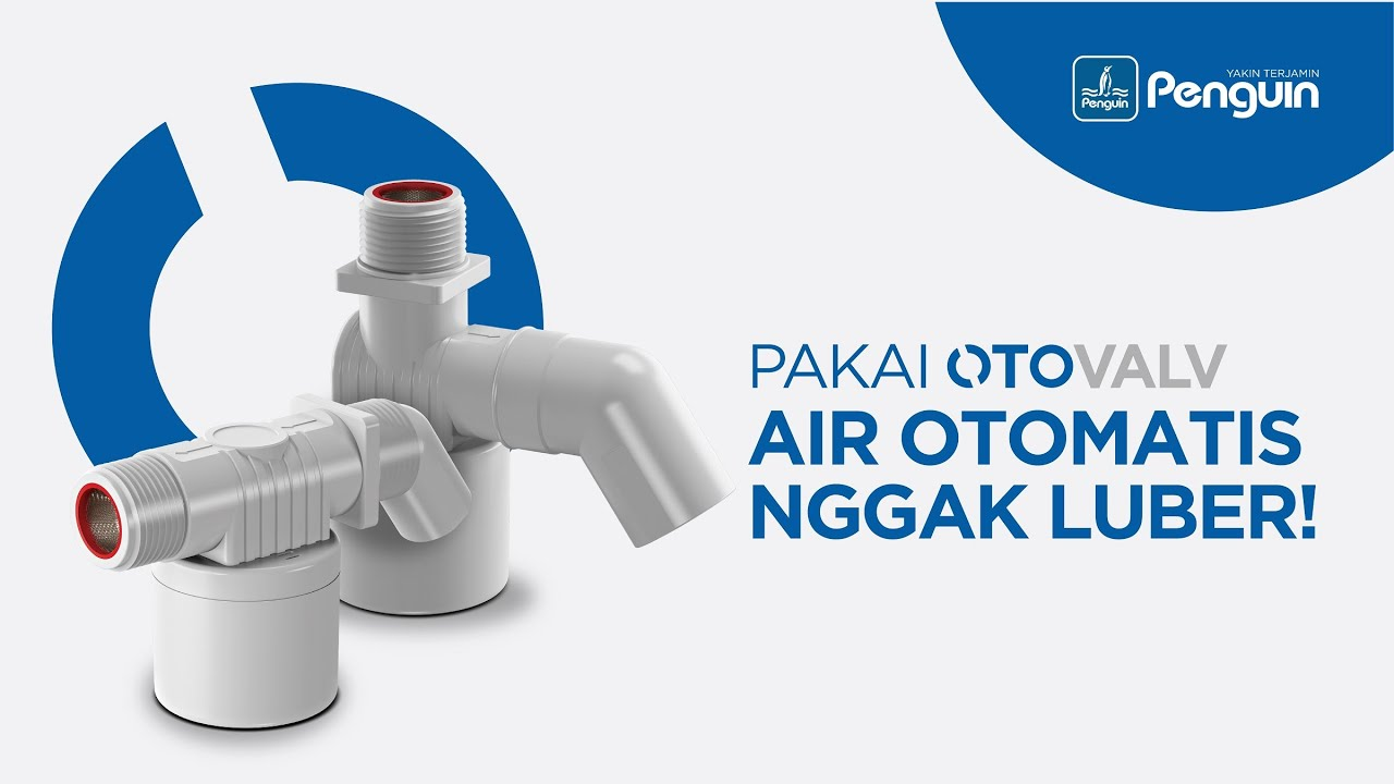 Cara Pasang Sensor Level Air atau Kran Air Otomatis Toren_Otovalv