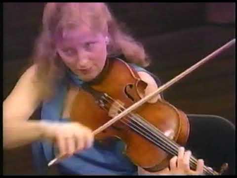 Brahms String Quintet in G, op 111, Mvt. 1 (Kavafian, Zukerman, Neubauer, Phelps, Hoffman)