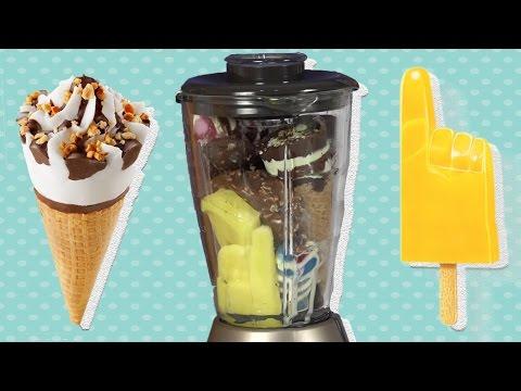 Karmakarışık Dondurma Yaptık - Oha Diyorum Mutfakta