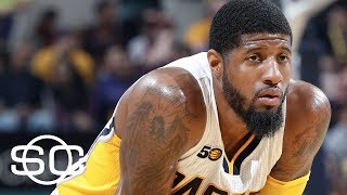 Paul George Tells Pacers He Will Leave After Next Season   SportsCenter   ESPN