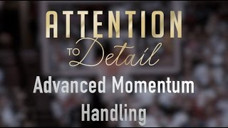 attention to detail advanced momentum ballhandling