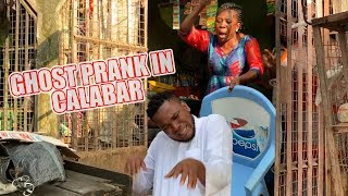 African Ghost Prank in Calabar (Zfancy)