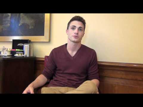 EF Interview Colton Haynes