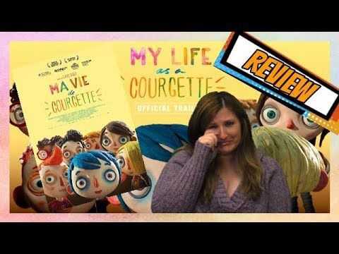 My Life As A Zucchini (2016) Movie Review! 🥒