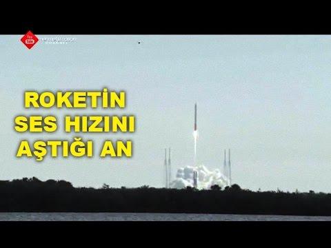 Roketin Ses Hızını Aştığı An
