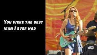 It Hurt So Bad - Susan Tedeschi (Lyrics)