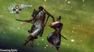 Genji Days of the Blade (PS3) Gameplay First 15 Minutes
