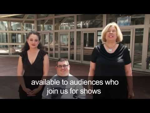 Access-Ability: Your guide to the Bonfils Theatre Complex