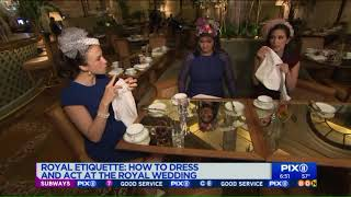 Royal Etiquette: How to dress and act at the royal wedding