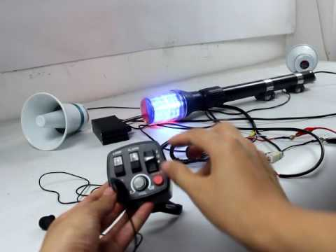 Mk 01 Motorcycle Switch Function With Motorcycle Light