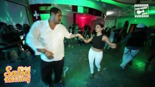 Mehdi & Anja - Social Dancing @ Rabat Salsa Meeting 2016