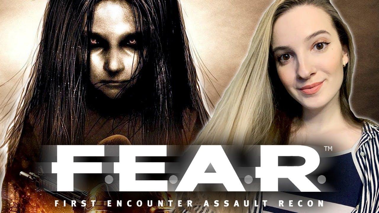 ПЕРВЫЙ ВЗГЛЯД на F.E.A.R | Полное Прохождение FEAR 1 на Русском | Стрим ФЕАР Начало | PieDay