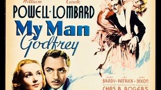 My Man Godfrey 1936 -William Powell &  Carole Lombard Full Movie