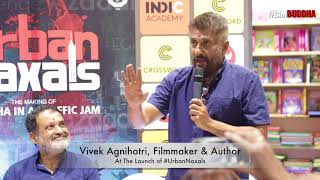 Vivek Agnihotri's Book Launch at Crossword Bangalore