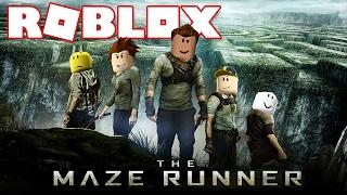 DIESES LABYRINTH WIRD DICH VERFOLGEN!! (Roblox | Der Maze Runner)