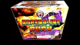 Adrenaline Rush of 500g Aerials-Dominator fireworks-500G Cakes