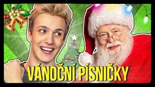 Vánoční Písničky v Realitě! | Martin