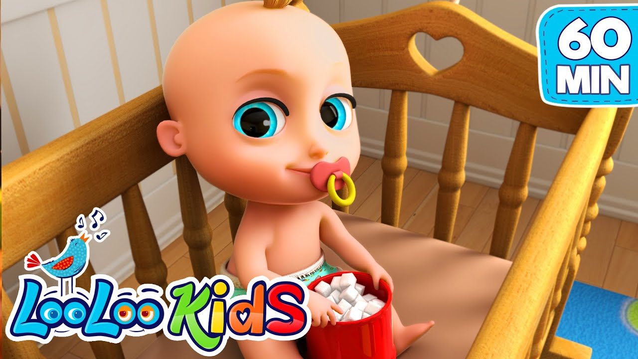 Johny Johny Yes Papa - Educational Songs for Children | LooLoo Kids