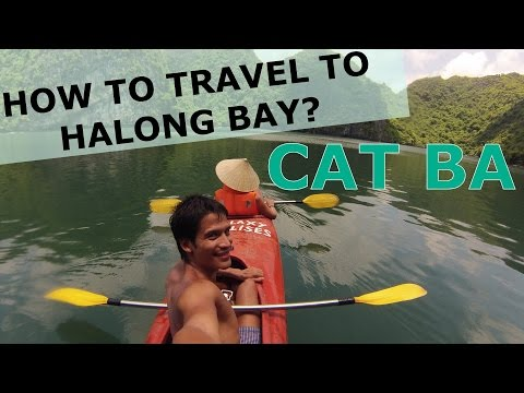 Vietnam: HALONG BAY TOUR FOR $20. How To Travel To Cat Ba Island?