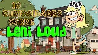 10 Curiosidades de Leni Loud (resubido) - The Loud House   LindberghXD369