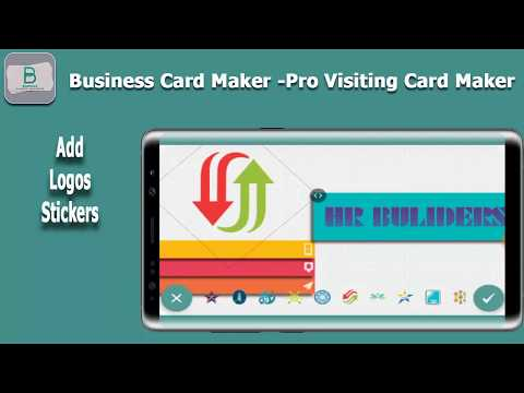 Business card maker pro visiting card maker apps on google play reheart Images