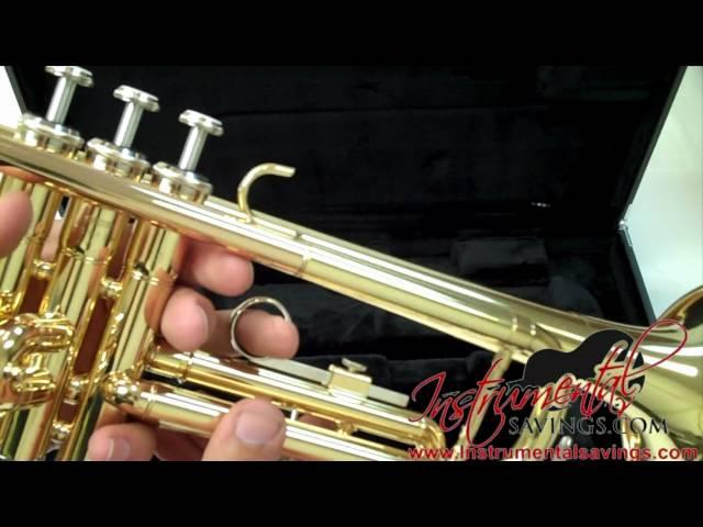 Trompette Yamaha 2335 peu utilisee avec coffre  26040550