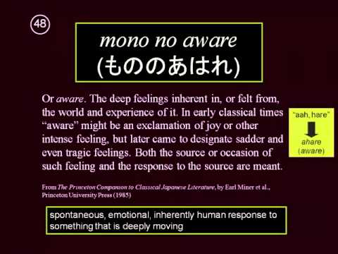 Introduction to Classical Japanese Literature (Dec.2nd)