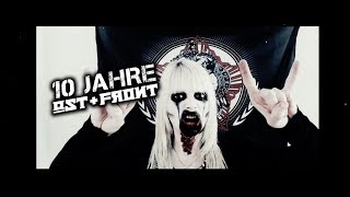 OST+FRONT - 10 Jahre OST+FRONT (Official Lyric Video)