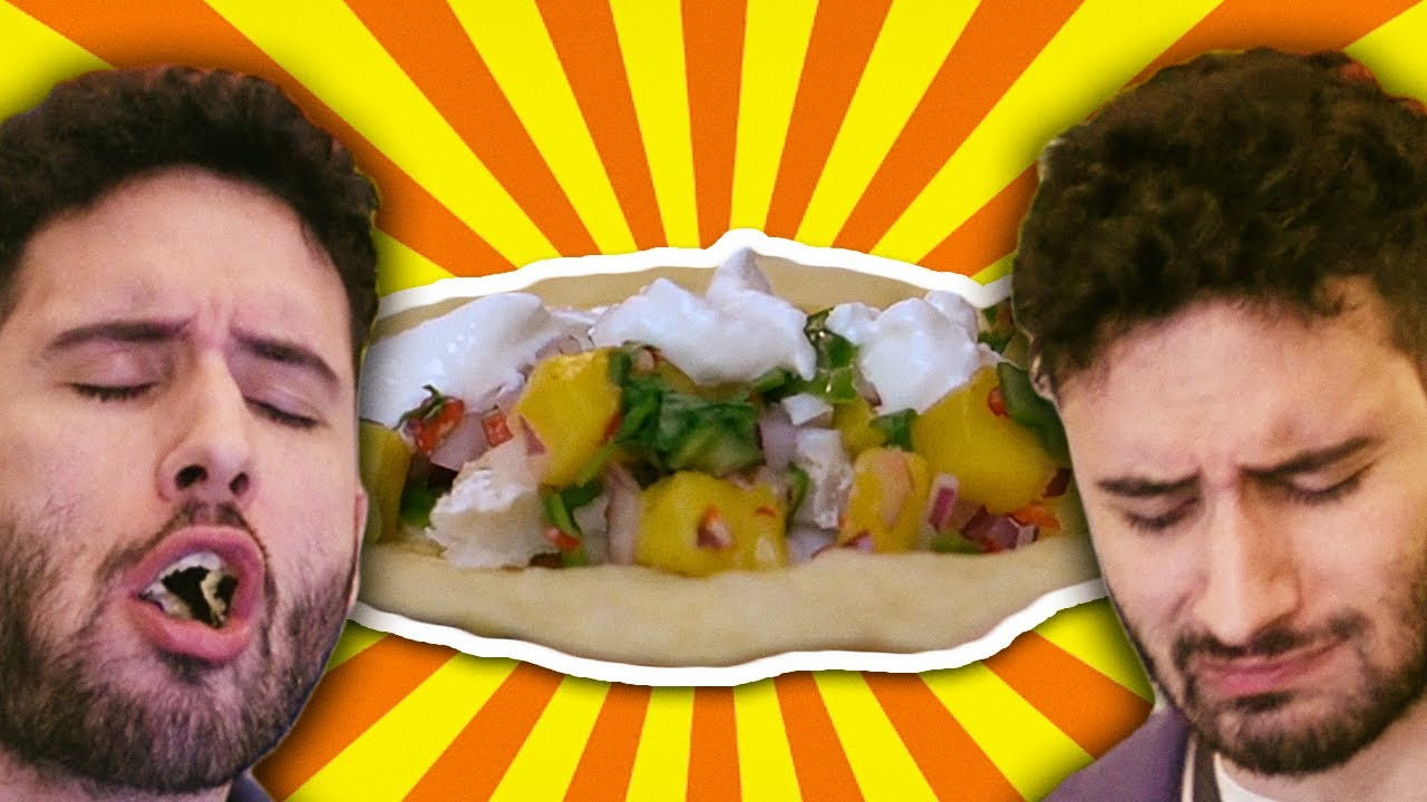 Download I Made Trinidad Scorpion Tacos And Somehow Lived