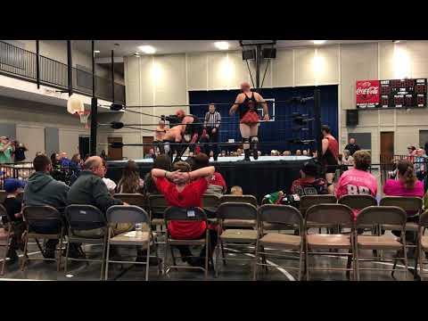 "The Violent Gentlemen vs. The Boot Boys at Zero Alliance Wrestling's ""Absolute Zero"""